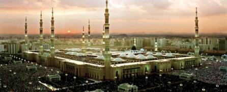 Masjid Al-Nabawi Medina