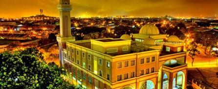 Holy Golden Mosque