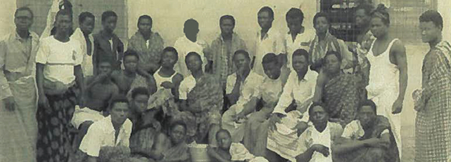 Dormitory Boys 1973