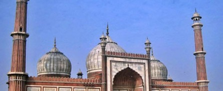 The largest Mosque in India