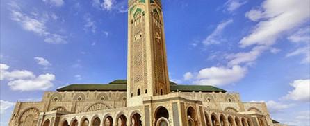 Masjid Al-Hassan II, Casablanca