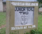 Jnr. School Entrance
