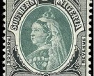 Stamp of Southern Nigeria, 1901