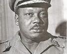 Major-General Johnson Aguiyi-Ironsi (January 16 1966 – July 29 1966)