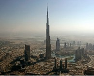 Burj Dubai the World Tallest Building